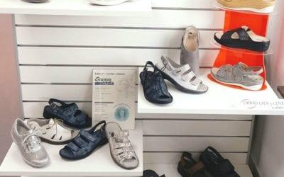 Nieuwe collectie schoenen!