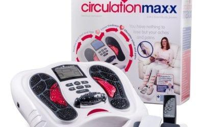 Ontspannen spieren met de Circulation Maxx Revitaliser